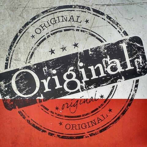 Plagiarism - Original Content