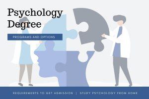 psychology degree courses