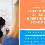 Reasons for Teaching at an Independent School