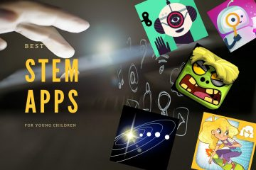 Best STEM Apps for Young Children