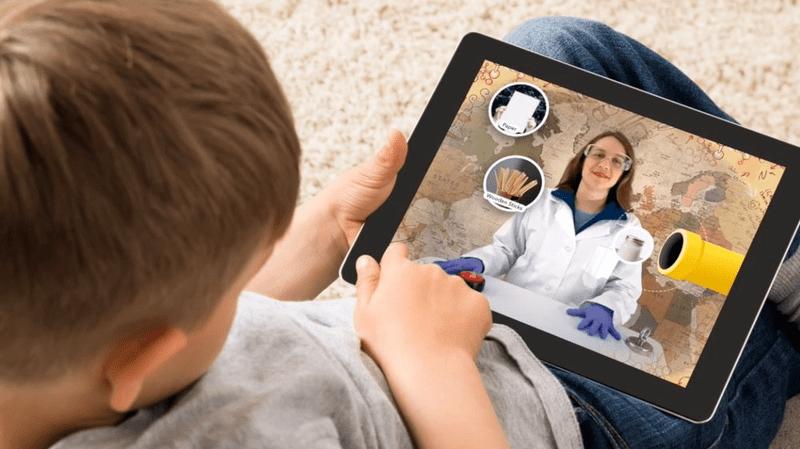 K-5 Science for Kids - Stem app