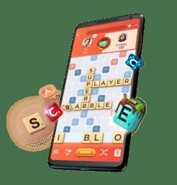 Scrabble - Online games