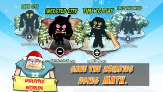 mathvzombies - educational app for kids