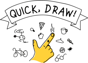 quickdraw - online drawing game for toddlers