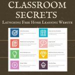 Classroom Secrets Launching Free Home Learning Website