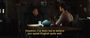 English Subtitles - IELTS Preparation