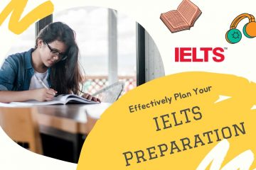 IELTS preparation plan