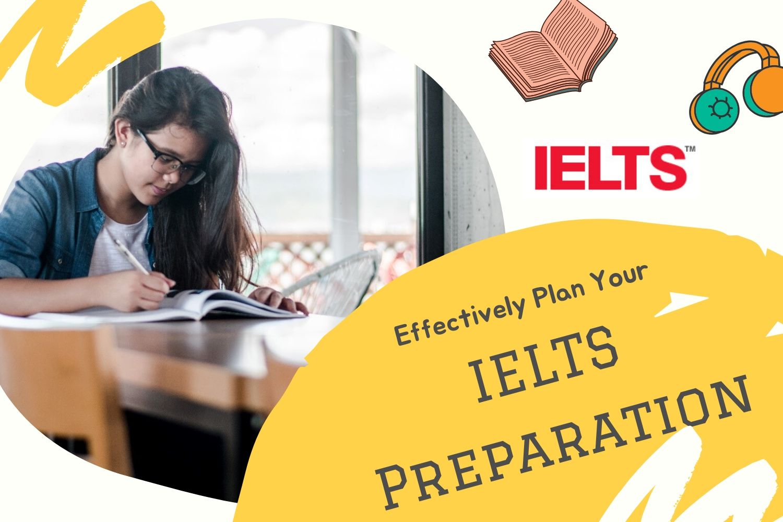 IELTS preparation plan
