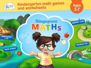 Singapore Maths - Learning App