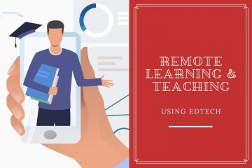 distance learning teaching tools