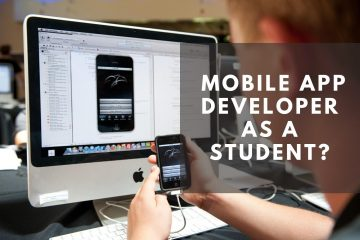 How to Make A Start As A Mobile App Developer as a Student