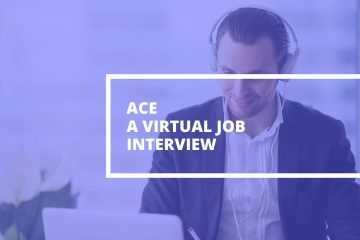 How to ace a virtual Job interview