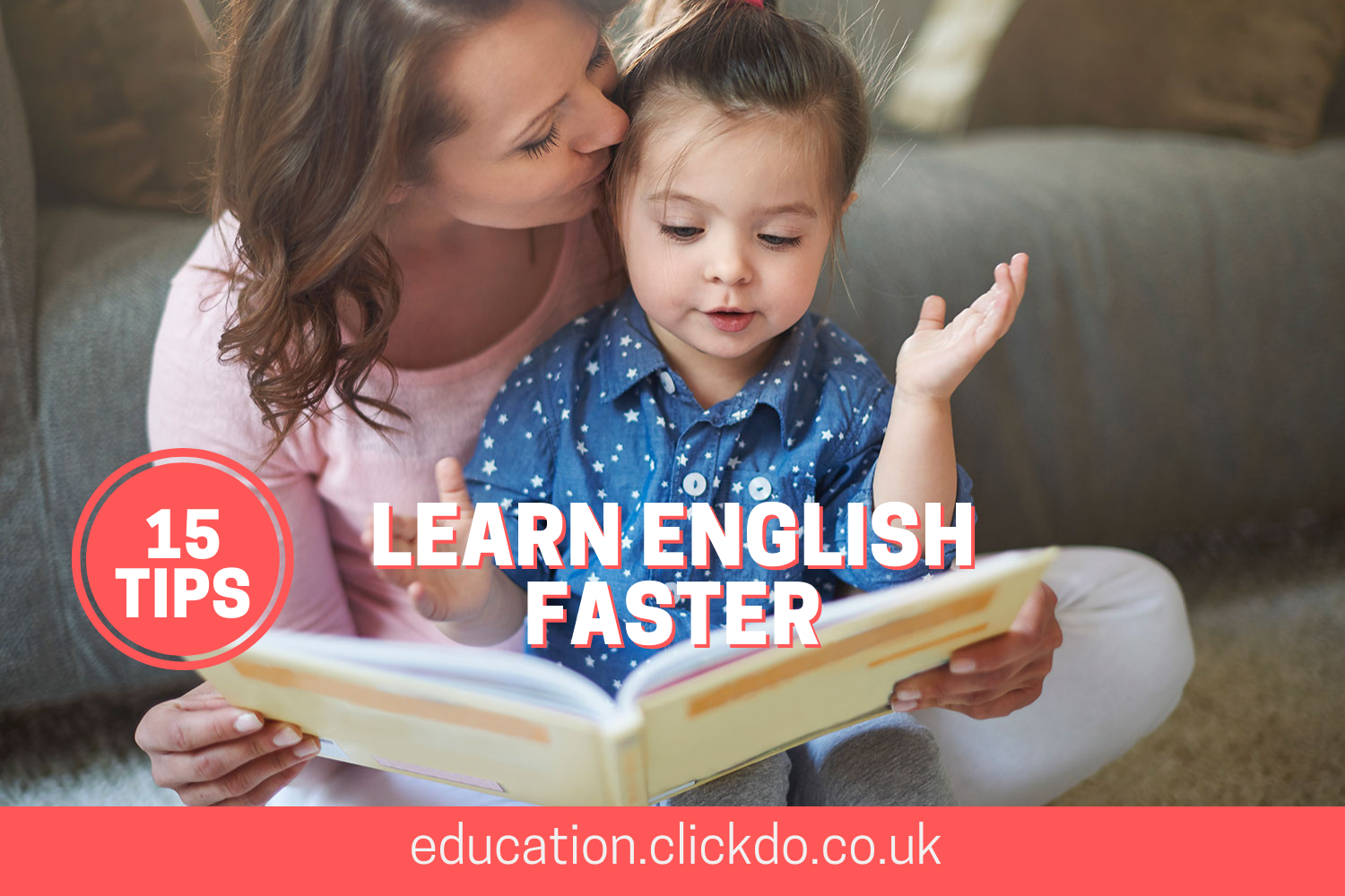 15 Tips to Learn English Faster as a Primary School Student