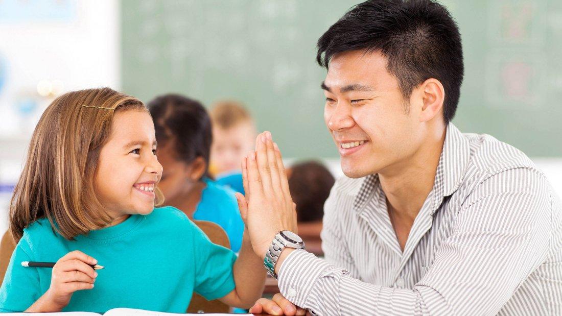 Give them Positive Language Feedback