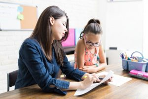 What is the difference between a Private Tutors and a Teacher