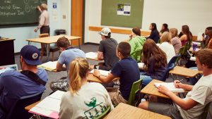 Work out how to get Credits through Exams and Preparing for Classes
