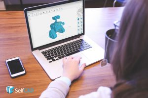 Examples of how teachers and students can use 3D modeling and 3D printing