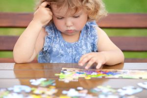 Your child learns to be a better problem solver